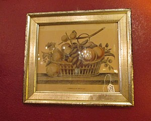 Borghese Fruit Basket Picture