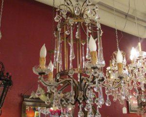 Lantern Style Chandelier