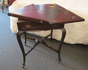 Handkerchief Game Table