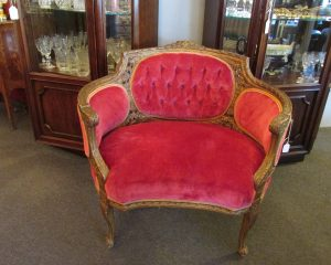 French Marquis Chair