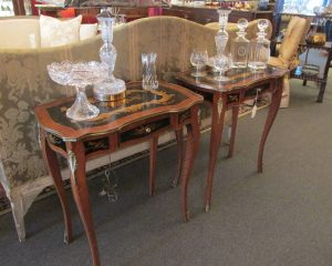 Pair of Louis XV Side Tables