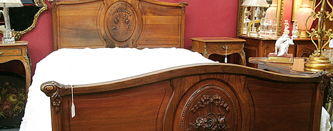 Antique French Beds and Why You'll Love Them