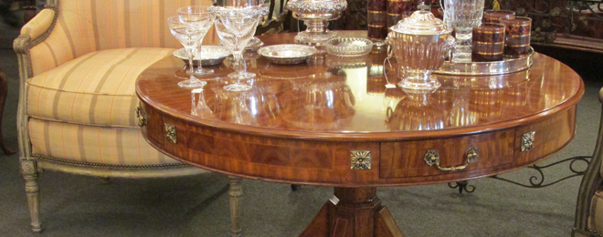 The History of the Center Table